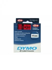 DYMO D1 45800 noir/transparent