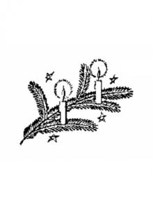WUWI Handstempel mit Sujet Nr. 12