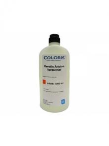 COLORIS Diluant 465 pour encre Berolin-Ariston P (résistante au lavage)