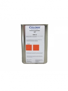 COLORIS Diluant 445 pour encre industrielle 4730 P