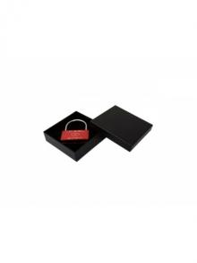 Kunststoff-Verpackung, schwarz, für WUWI Liebesschloss