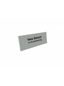 Oberteil zu WUWI-Stellschild 120 mm