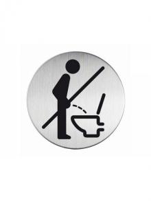 "Pictogramme WUWI ""WC - Interdiction d'uriner debout"""
