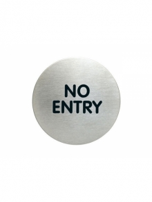 "Pictogramme WUWI ""No entry"""