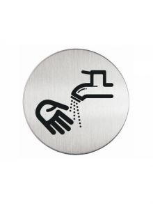 """Pictogramme WUWI """"Laver les mains"""""""
