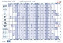 Tableau de planning annuel BEREC, B-5602 / 2021