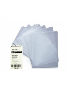 Feuilles polyester, DIN A4 transparent (CR2294)