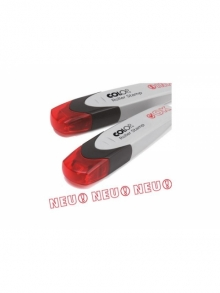 COLOP Roller Stamp, Text NEU, rot