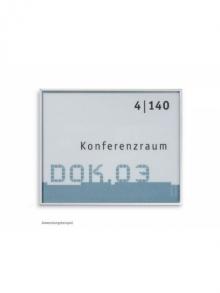 NewAge Plaque de porte 5004 (NA5004)