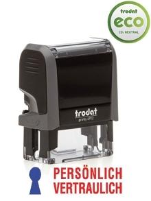TRODAT Office Printy PERSÖNLICH - VERTRAULICH