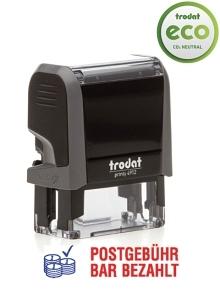 TRODAT Office Printy POSTGEBÜHR BAR BEZAHLT