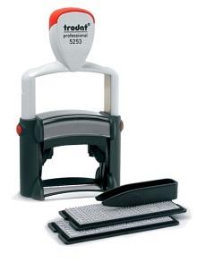TRODAT Typomatic Line Professional no 5253 avec accessoires